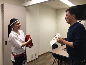 トータルコーディネート・美容室紹介・粋で鯔背コンテスト(粋で鯔背な社員になろう!)